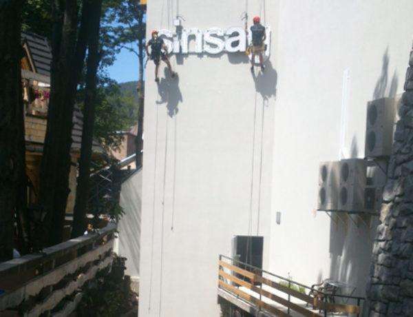 Alpinizm przemysłowy i różne jego oblicza
